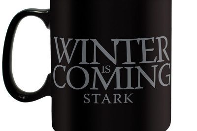 Kubek Stark/Winter is coming, licencja Gra O Tron, 460 ml