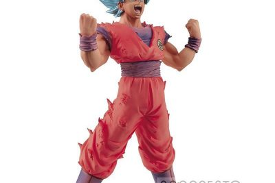 Licencjonowana figurka Super Saiyan Blue Son Goku, DRAGON BALL - 18 cm