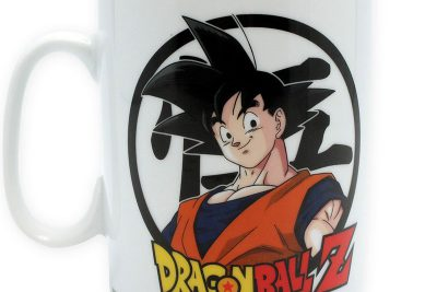 Kubek - DRAGON BALL DBZ/ Goku, 460 ml, Licencja