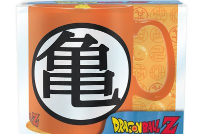 Kubek - DRAGON BALL - 460 ml, Licencja
